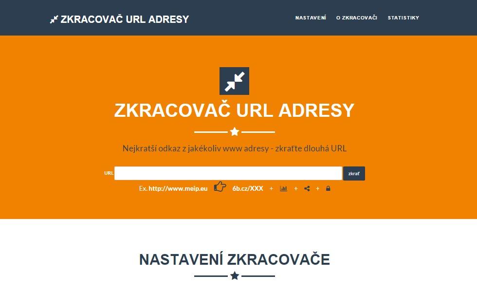 Zkracova� URL