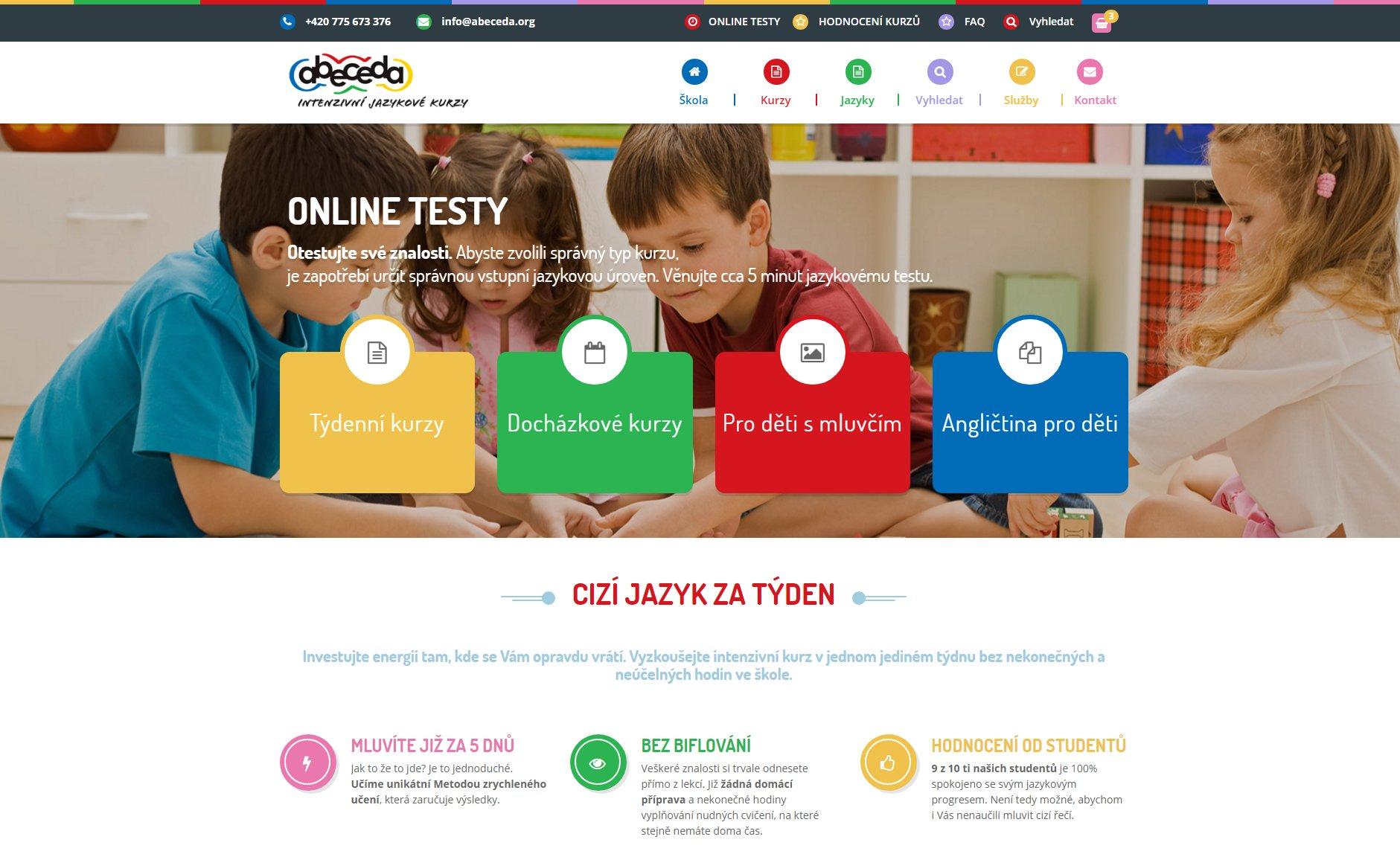 Jazyková škola ABECEDA