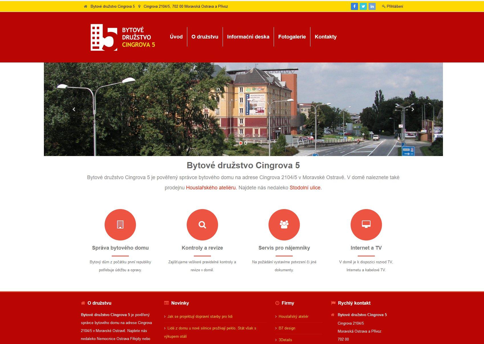 BD Cingrova 5