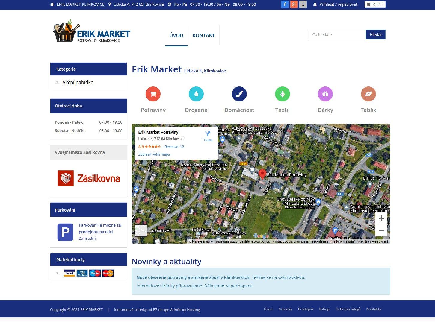Erik Market